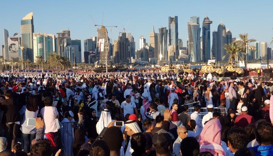 Who are Qataris?