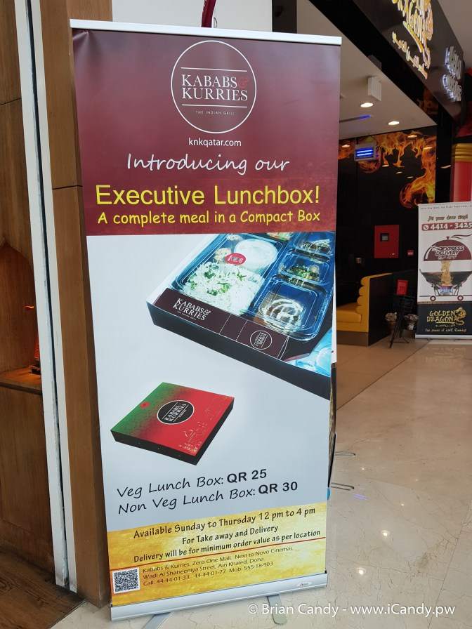Executive Lunchbox Offer