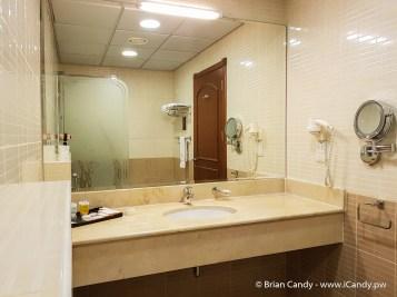 Sapphire Plaza Hotel - Bathroom
