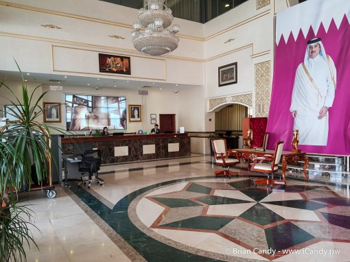 Sapphire Plaza Hotel - Reception and Lobby