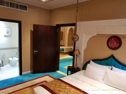 Saraya Corniche Junior Suite Bedroom