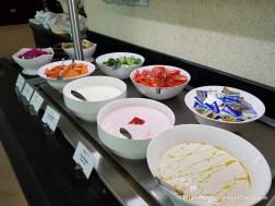 Saraya Corniche East West Restaurant Breakfast