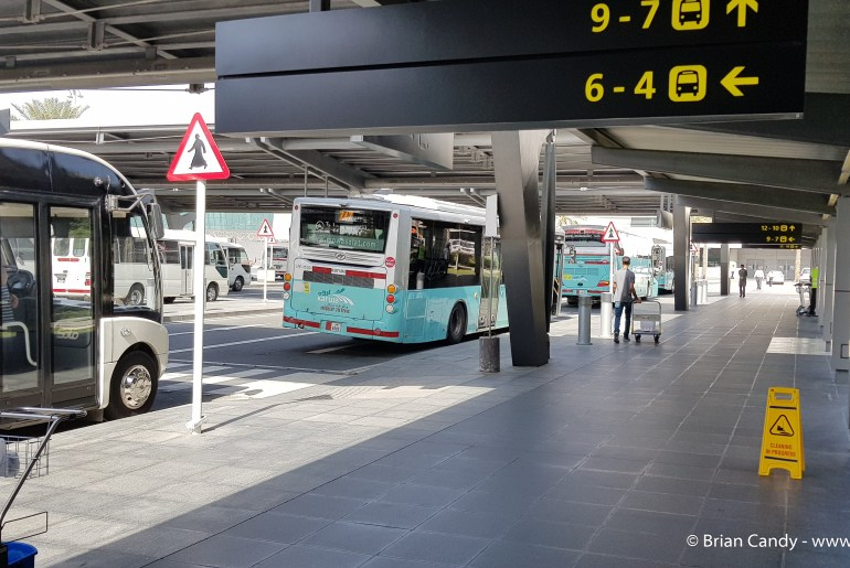 DOH Airport Bus Terminal