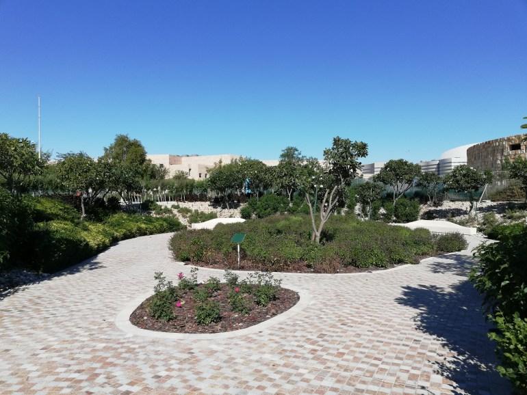 Oxygen Park Garden