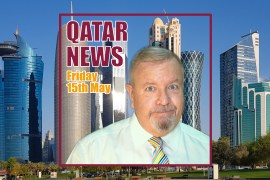 The Qatar News in around 60 Seconds – Friday 15th May 2020