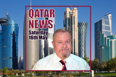 The Qatar News in around 60 Seconds – Saturday 16th May 2020