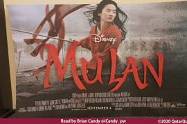 Qatar Quick Film Review - Mulan