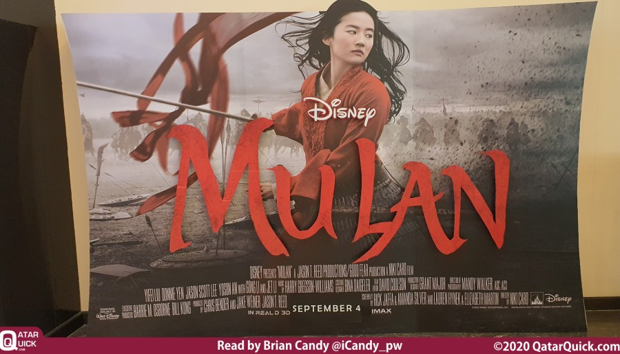 Film Review – Mulan