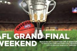 AFL GRAND FINAL WEEKEND at Magnum Hotel