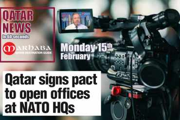 Qatar signs pact to open offices at NATO headquarters