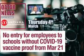 No entry for employees to schools without COVID-19 vaccine proof