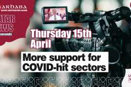 More support for COVID-hit sectors