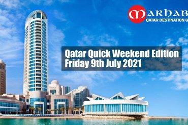 QQ Weekend Edition Friday 9th July 2021