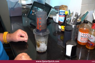 AeroPress Iced Coffee