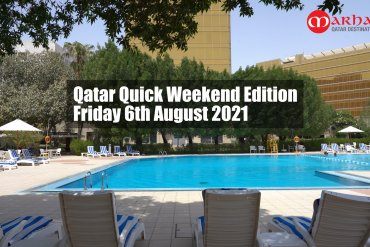 Weekend Edition Friday 6th August