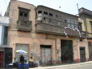 Ubicación en la que se trabajó, la Casona del Carmen en la calle Junín