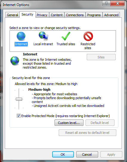 Challenges faced with IE Driver