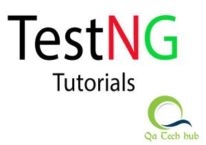 TestNG Tutorials