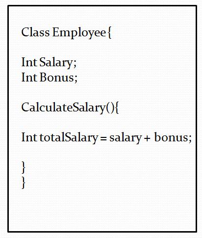 Employee Class