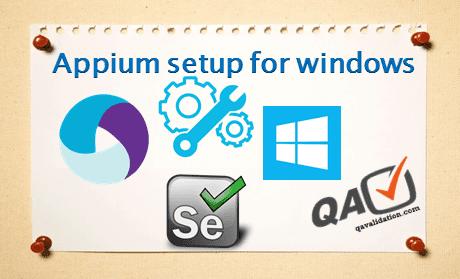 appium-setup-on-windows