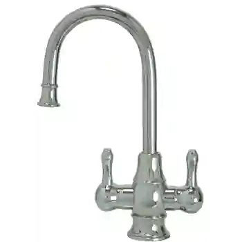 francis anthony hot and cold water faucet