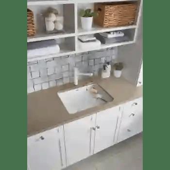 blanco 401927 liven 25 laundry sink