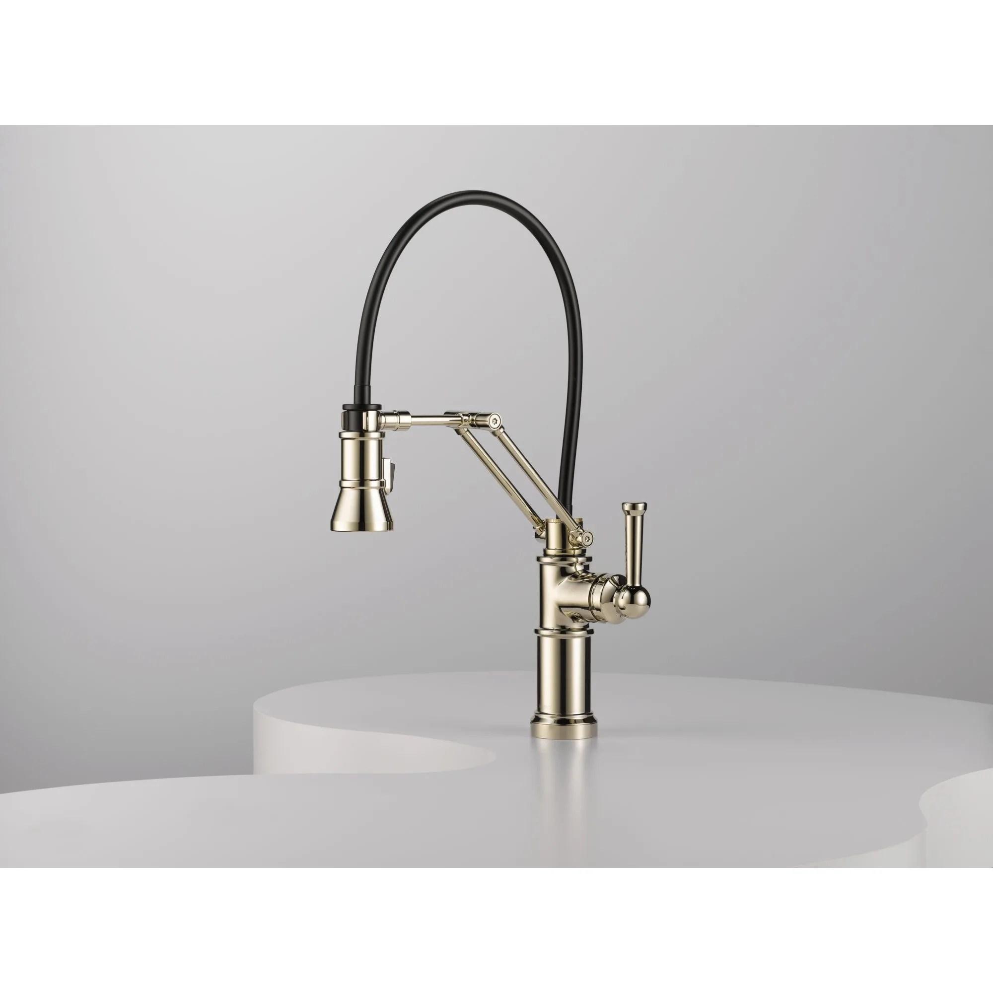 brizo 63225lf artesso kitchen faucet