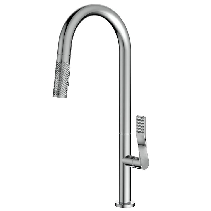 aquabrass 6745nbk grill pull down kitchen faucet