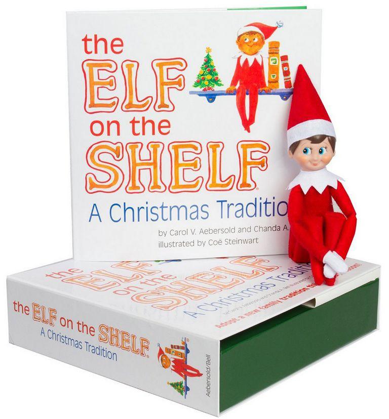 Elf On The Shelf 2018