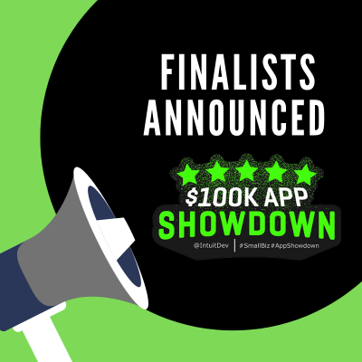 100K Small Business App Showdown Finalists Announced!!
