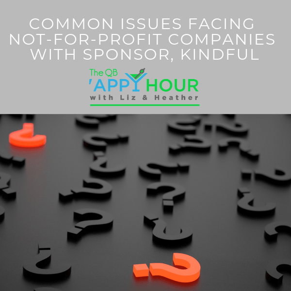 Common Issues Facing Not-for-Profit Companies with Sponsor, Kindful