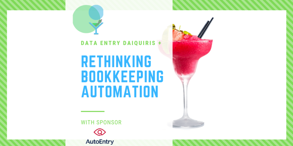Rethinking Bookkeeping Automation with Sponsor: AutoEntry
