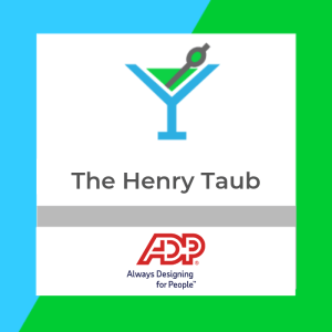 The Henry Taub Cocktail by ADP