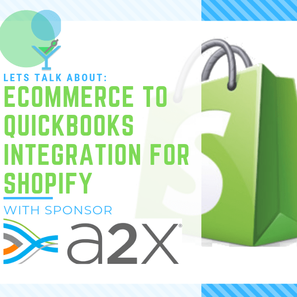 The Latest eCommerce to QuickBooks integrations is here: A2X for Shopify
