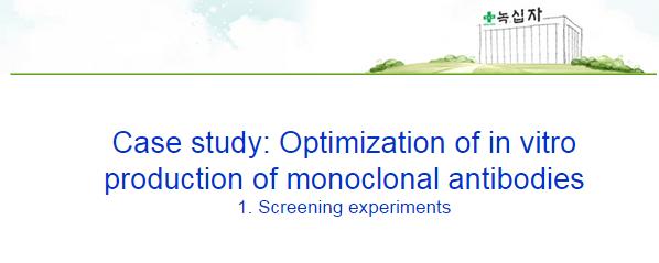 In-Vitro Production of Monoclonal Antibodies