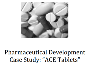 Ace Tablets QbD Case Study
