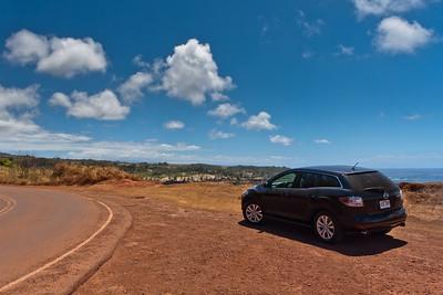 West Maui's North shore - Kahekili Highway