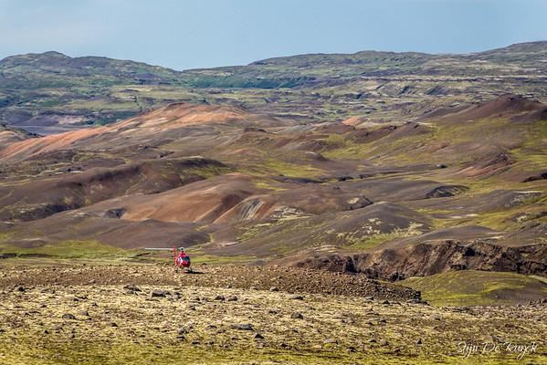 Near Háifoss & Granni, Icelandic Highlands