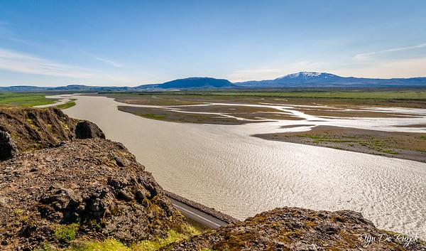 Thjórsárdalur, Southwest Iceland