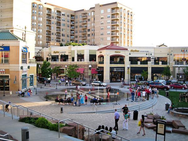 The Gateway, Salt Lake City