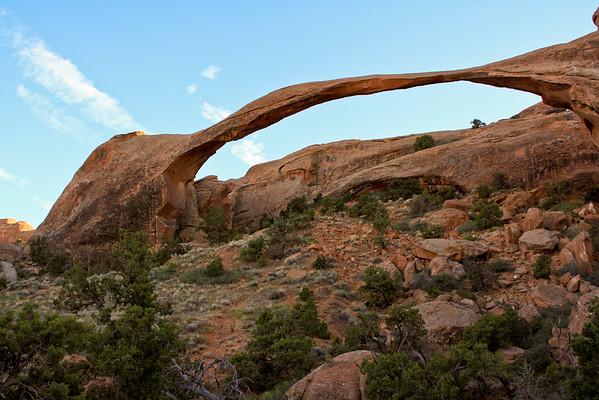 Arches NP - Landscape Arch