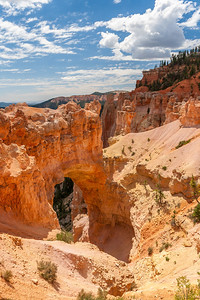 Natural Bridge, Bryce Canyon National Park, Utah