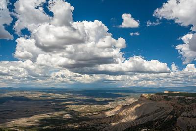 Park Point, Mesa Verde National Park, Colorado