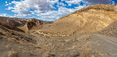 Cottonwood Canyon Road, Utah