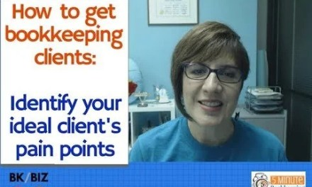 How to get bookkeeping clients – identify their biggest pain points