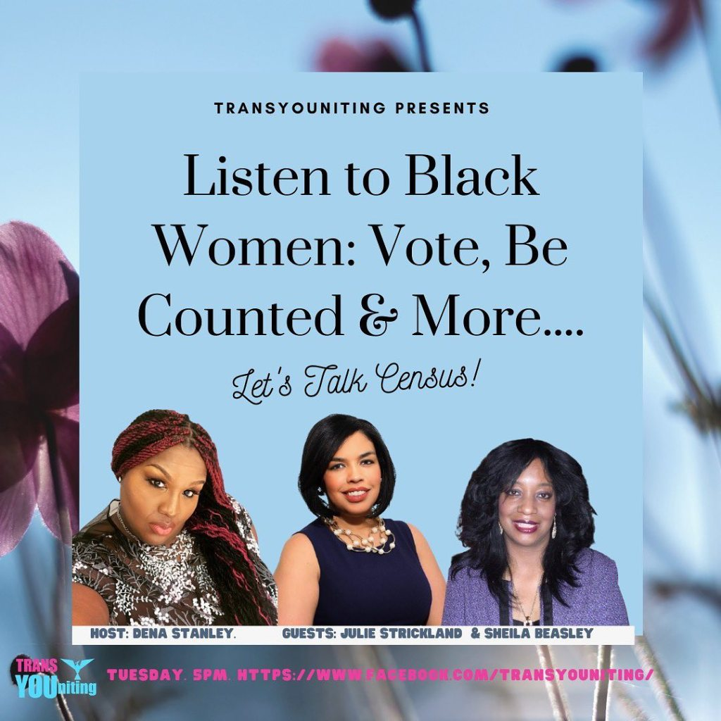 Listen to Black Women – Vote, Be Counted & more