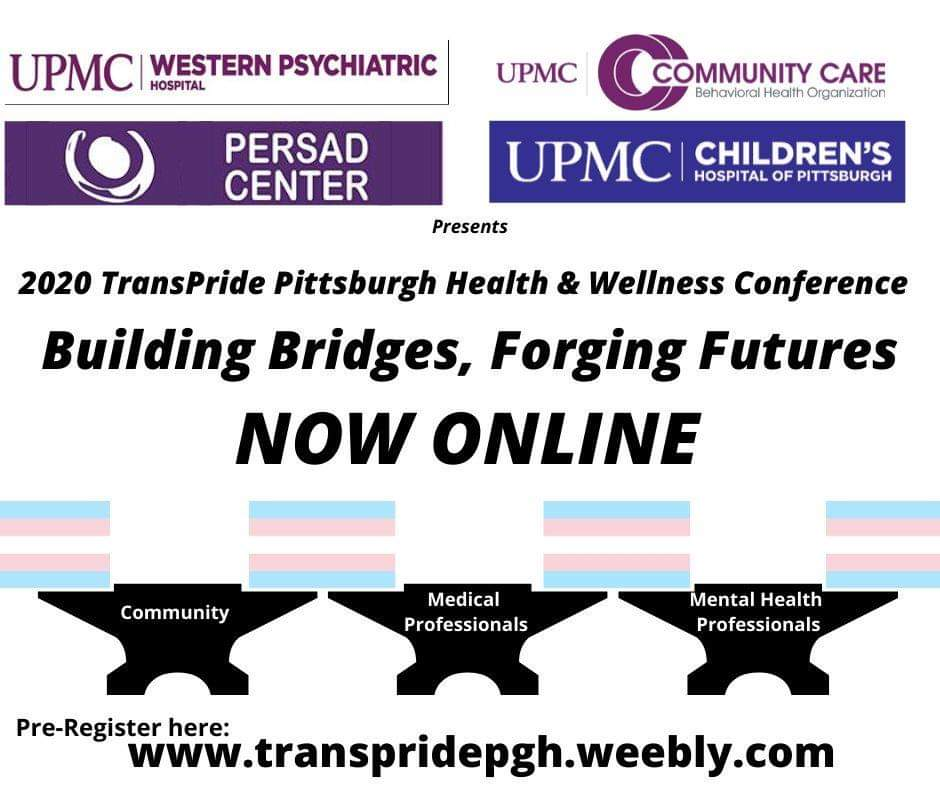 TransPride Pittsburgh Health & Wellness Conference
