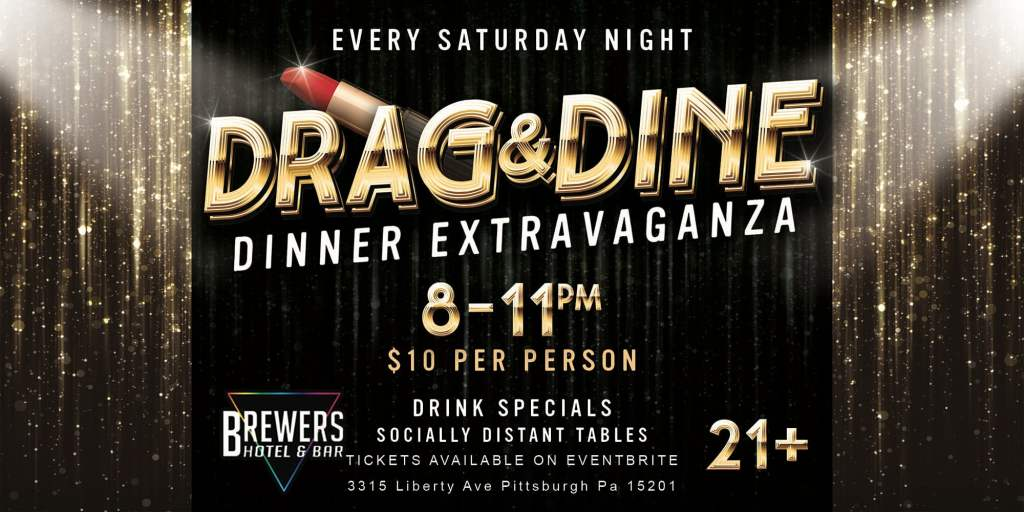 Brewer's Drag & Dine Dinner Extravaganza