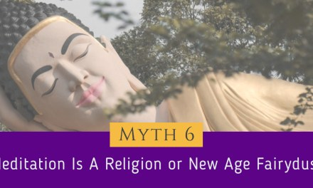 Meditation Is Religious Or For New Age Hippies & Yoga Students