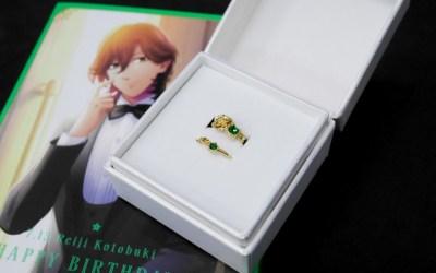 歌王子2020生日系列-嶺二戒指開箱